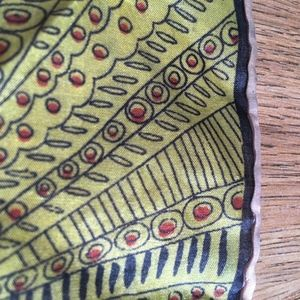 Vintage Accessories - Vintage Small Square Scarf